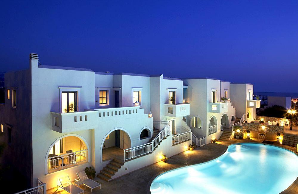 Mitos Suites, Naxos