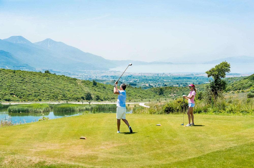 18-hole championship golf course