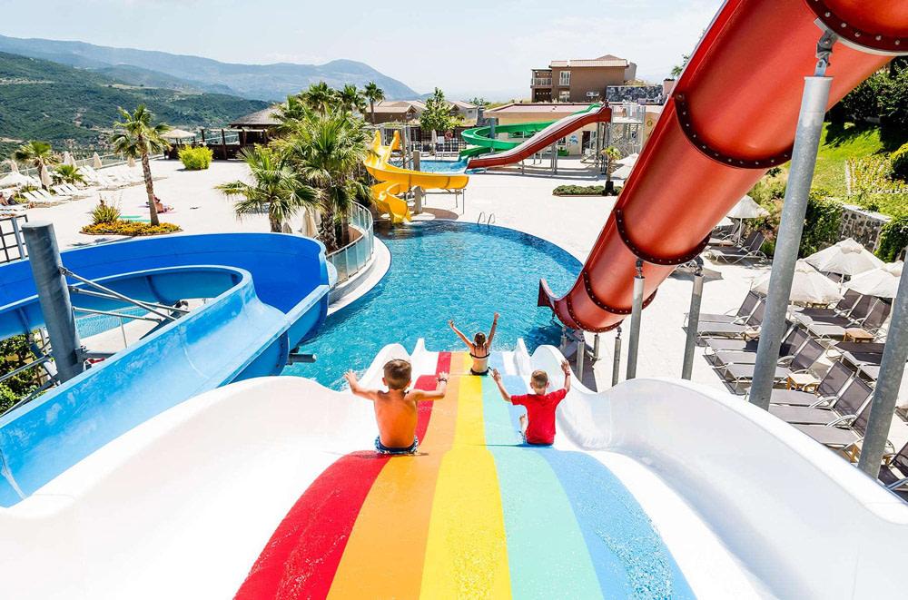 Family resort in Turkey