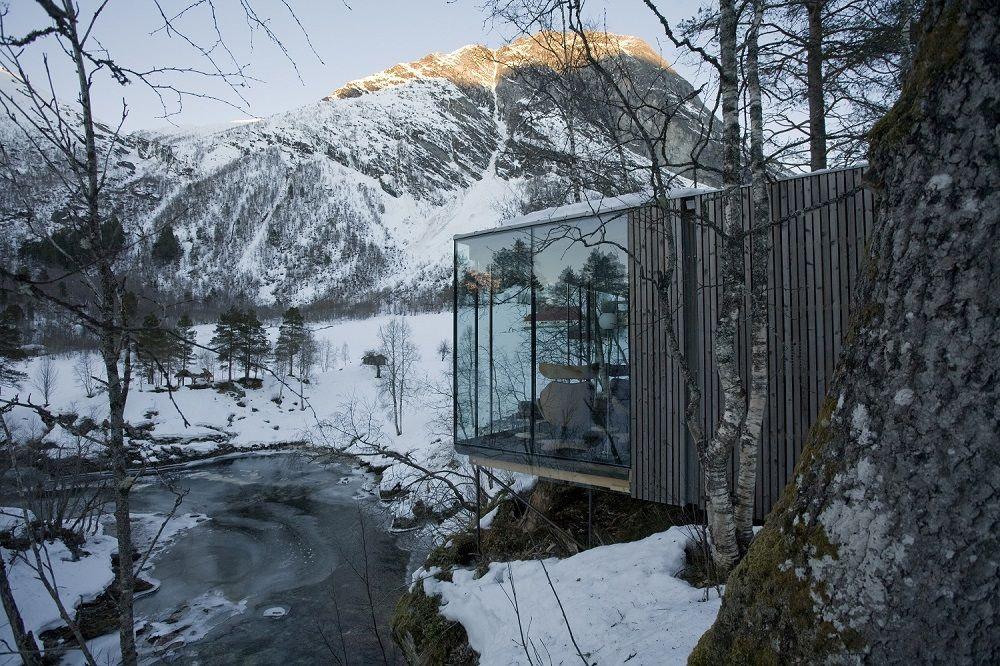 Landscape Hotel in Europe