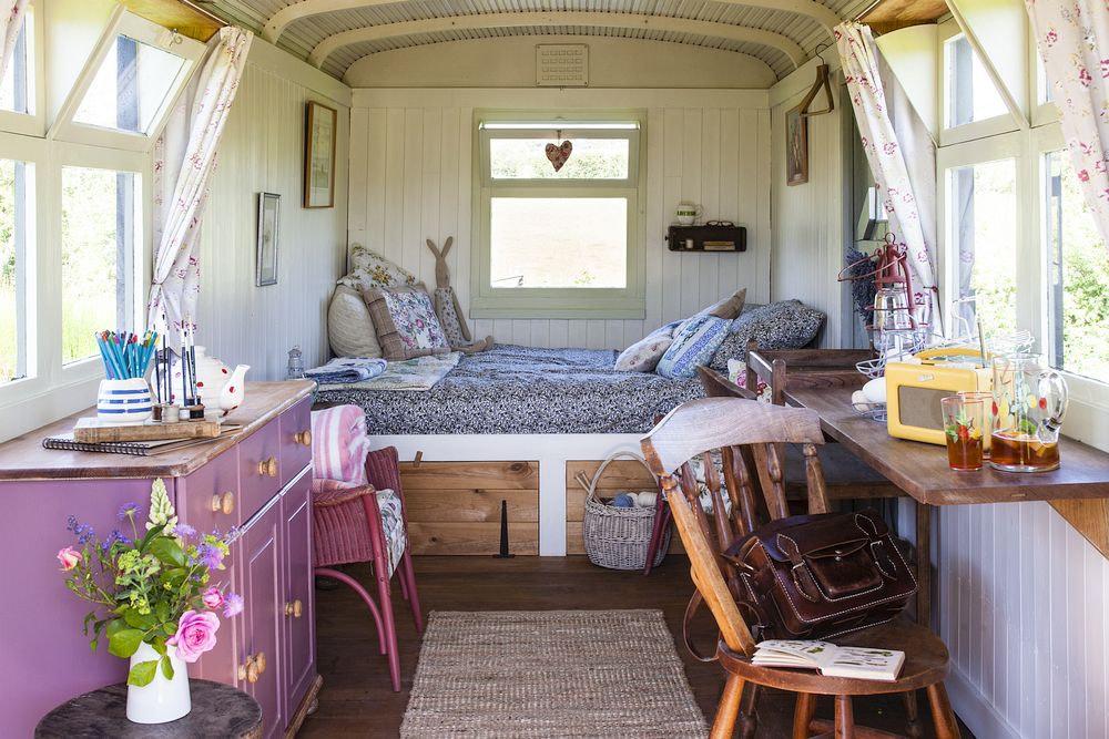 Hut Accommodation