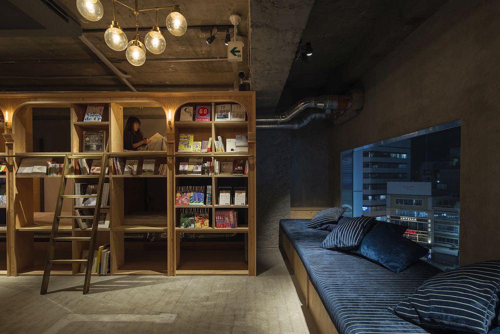 Bookstore Hostel