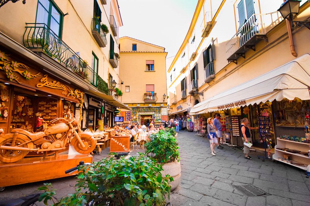 Sorrento Old Town