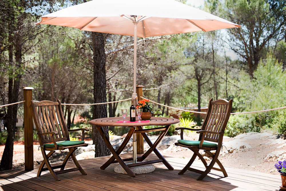 Glamping in Andalusia