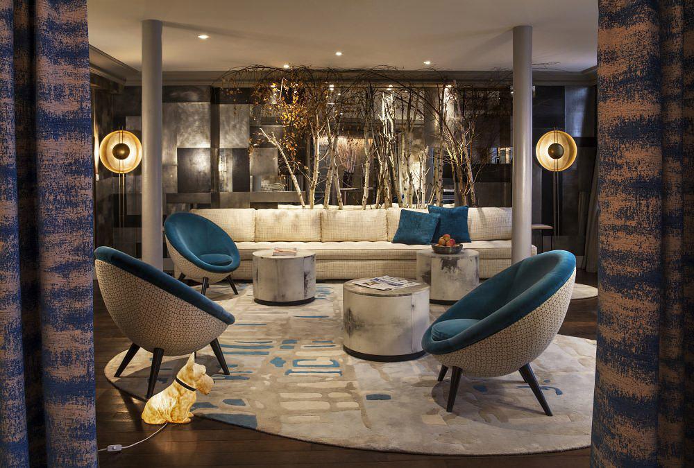 Best located hotel in Paris