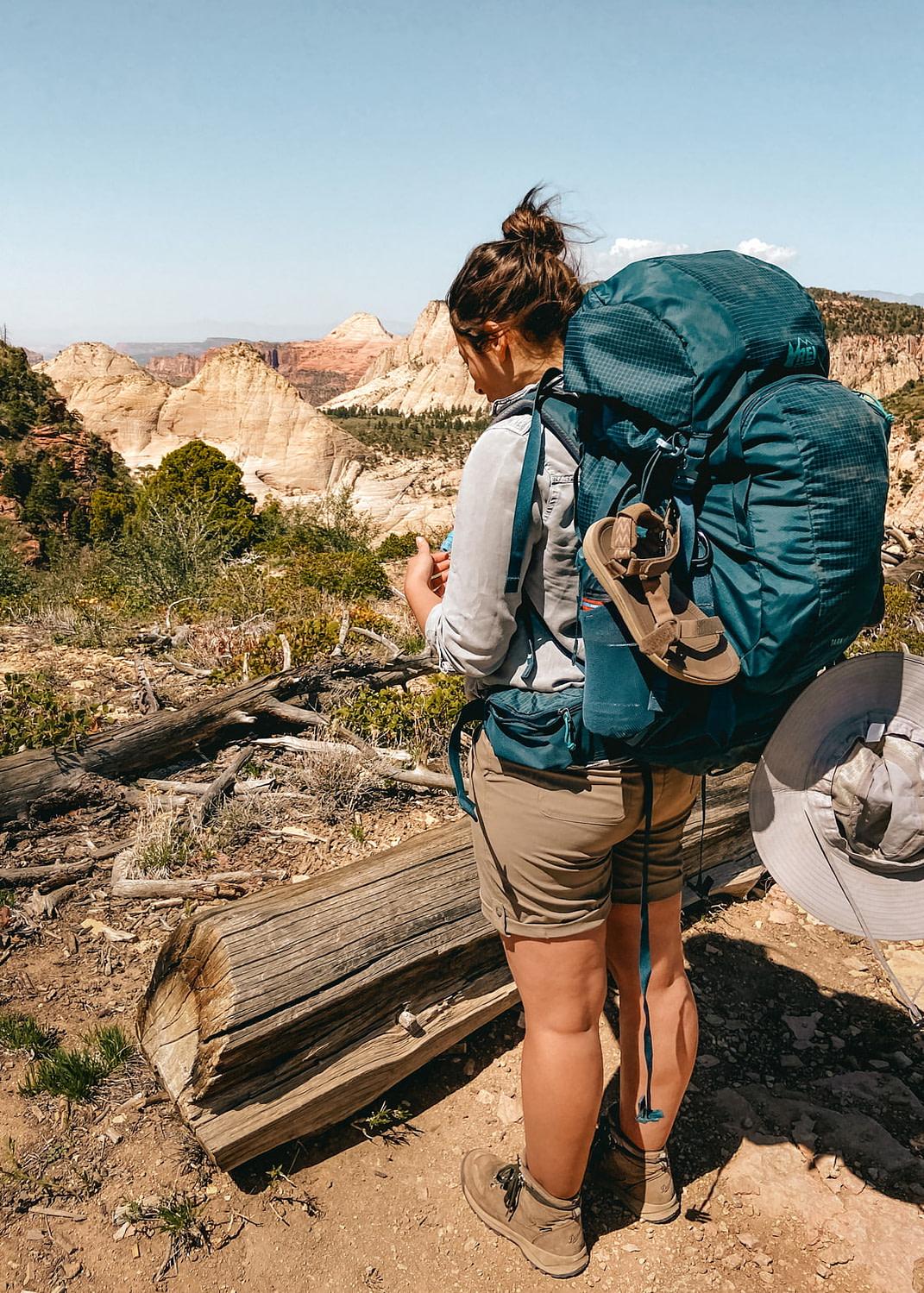 Pro Backpacker