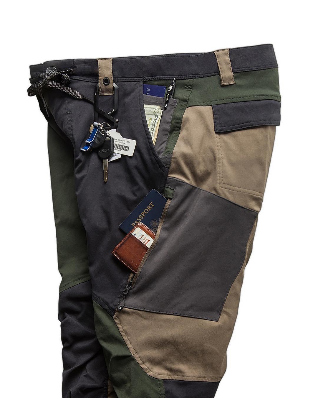 Anything Multi-Cargo Pant