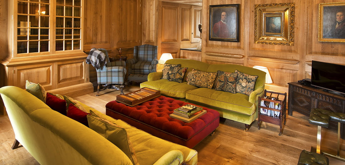 Luxury hotel in Scotland