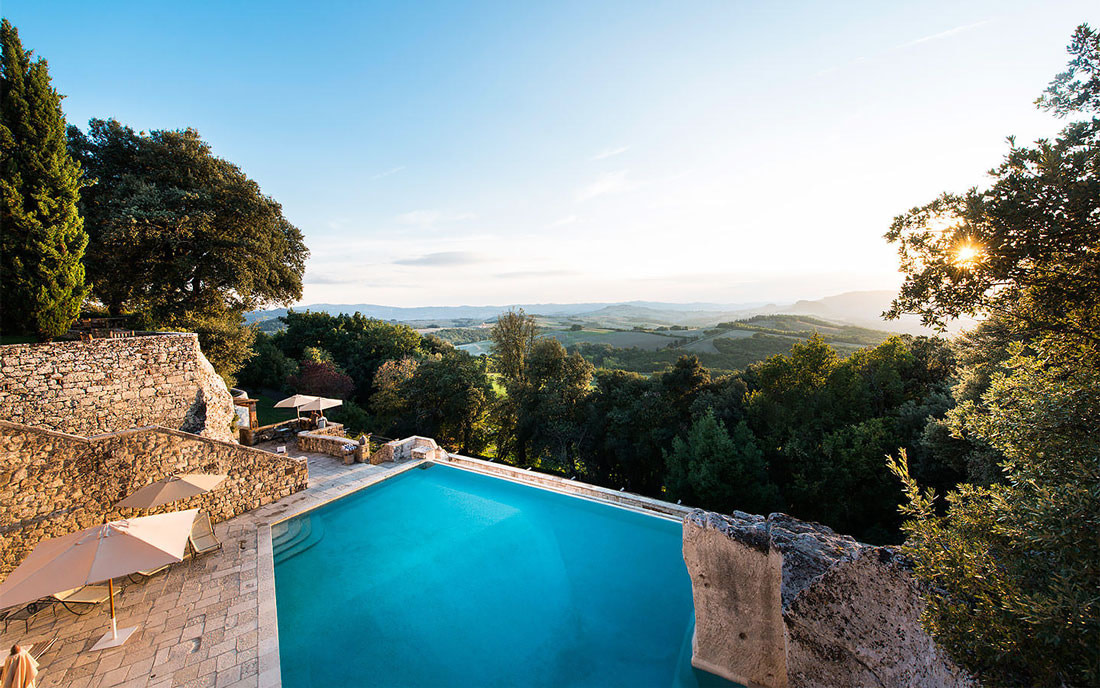 Country estate in rural Tuscany