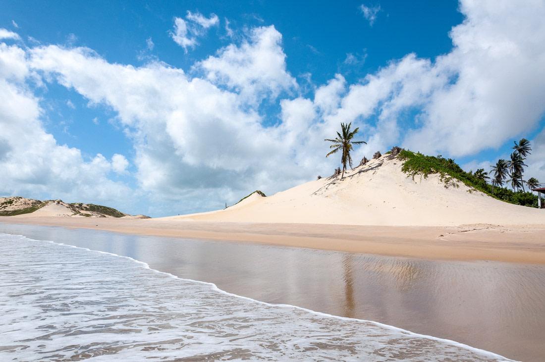 Sand dunes, Natal