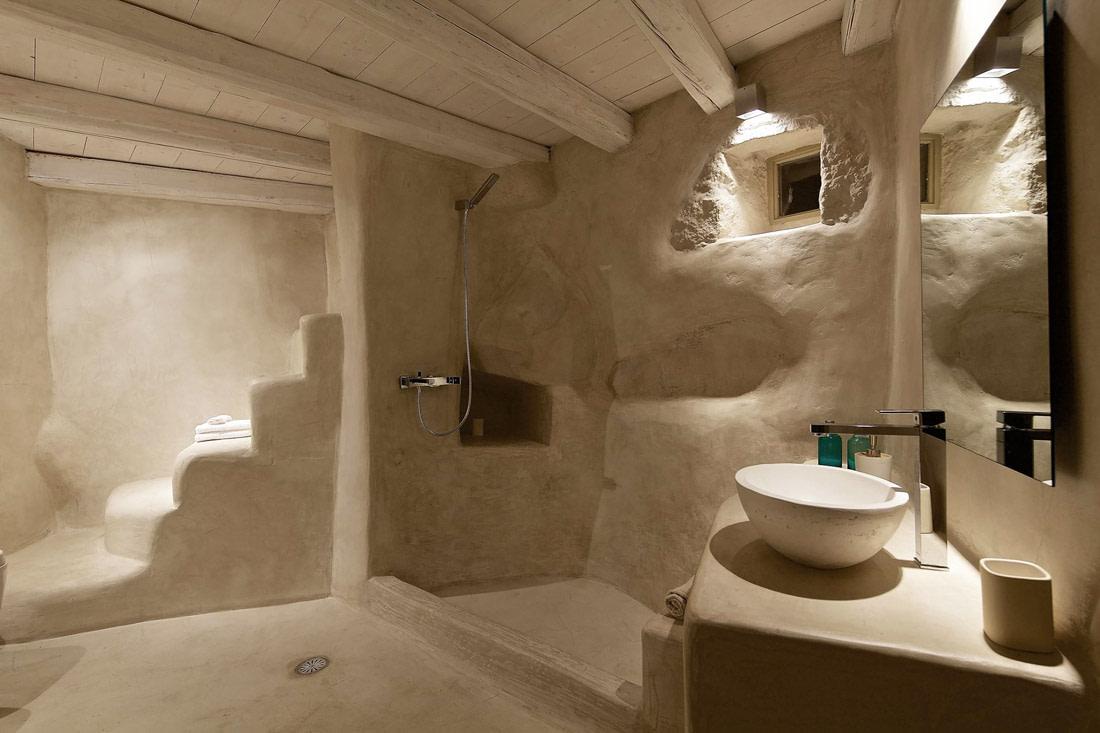 Greek bathroom