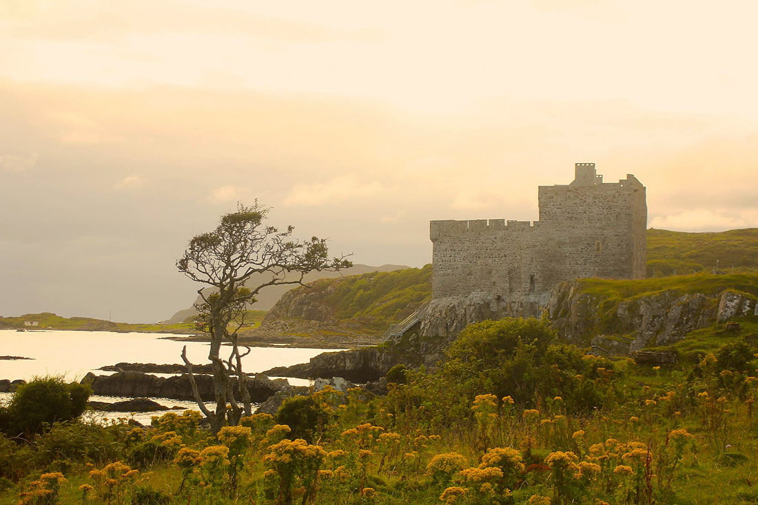Mingary Castle, Scotland