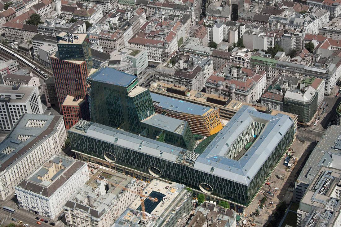 Largest shopping center in Vienna