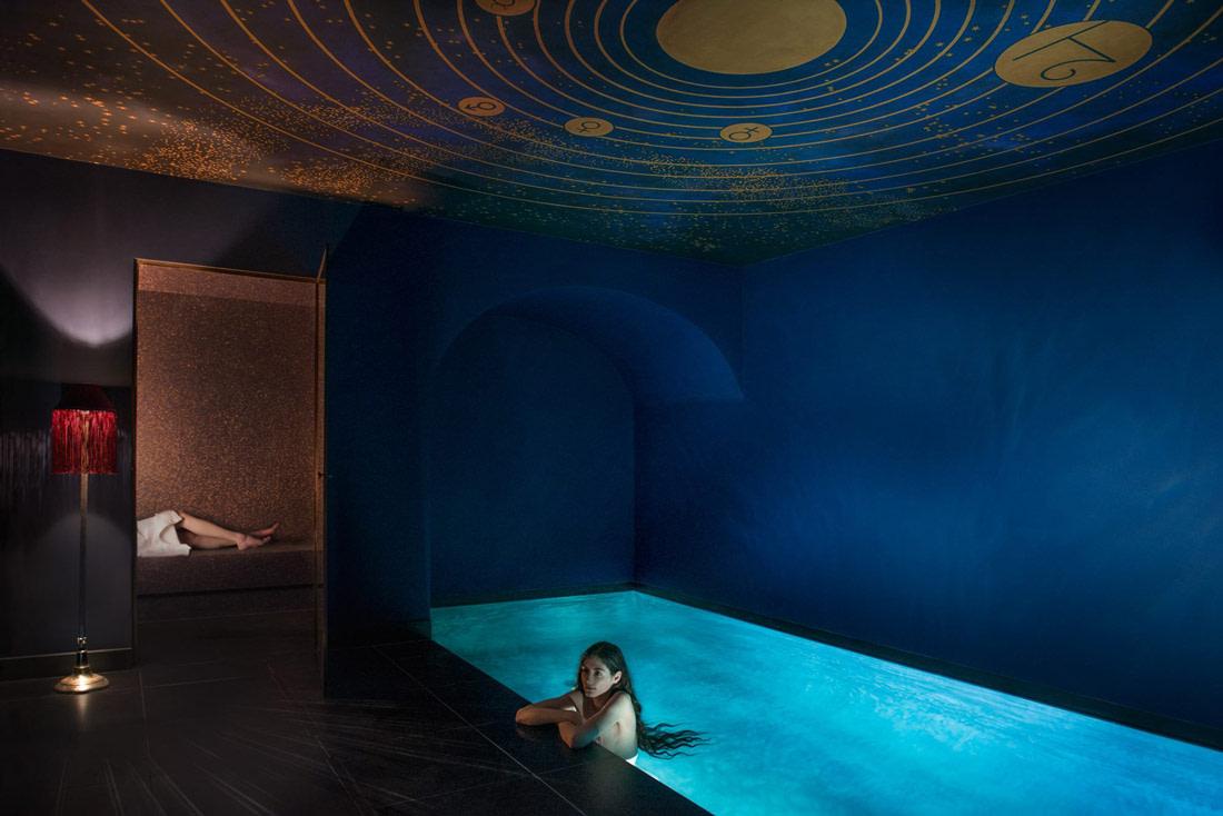 Secret spa in Paris
