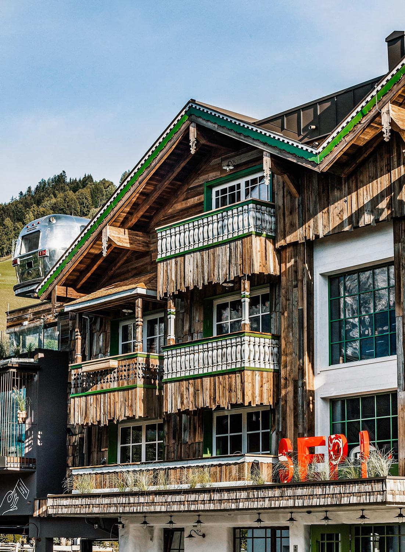 Alpine boutique hotel in Maria Alm