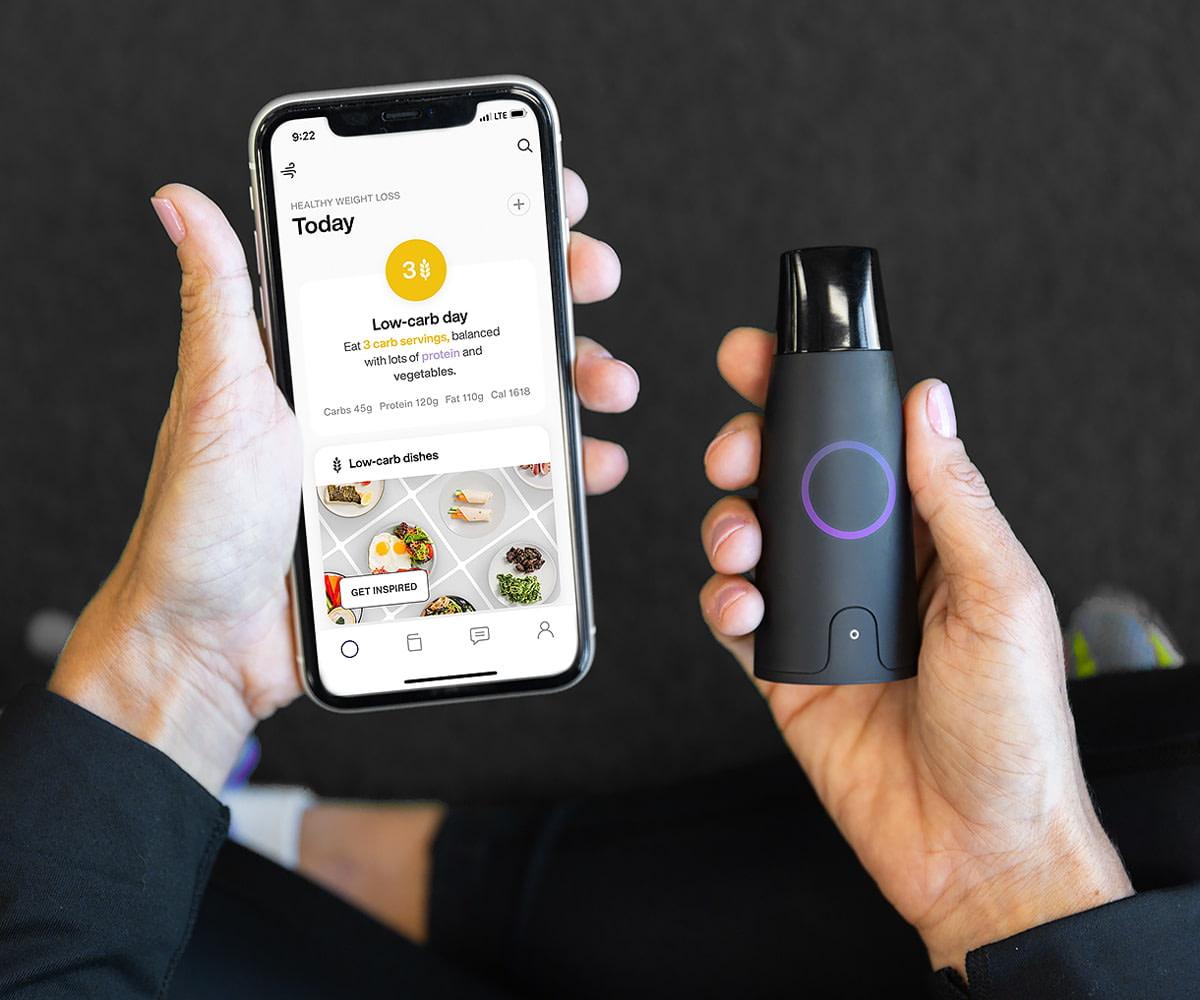 Portable Metabolism Tracker