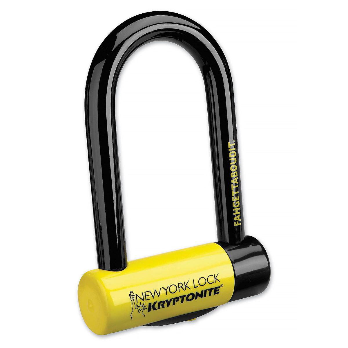 Small bike lock