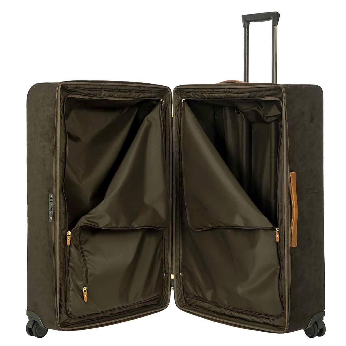 Oversized Check-In Suitcase
