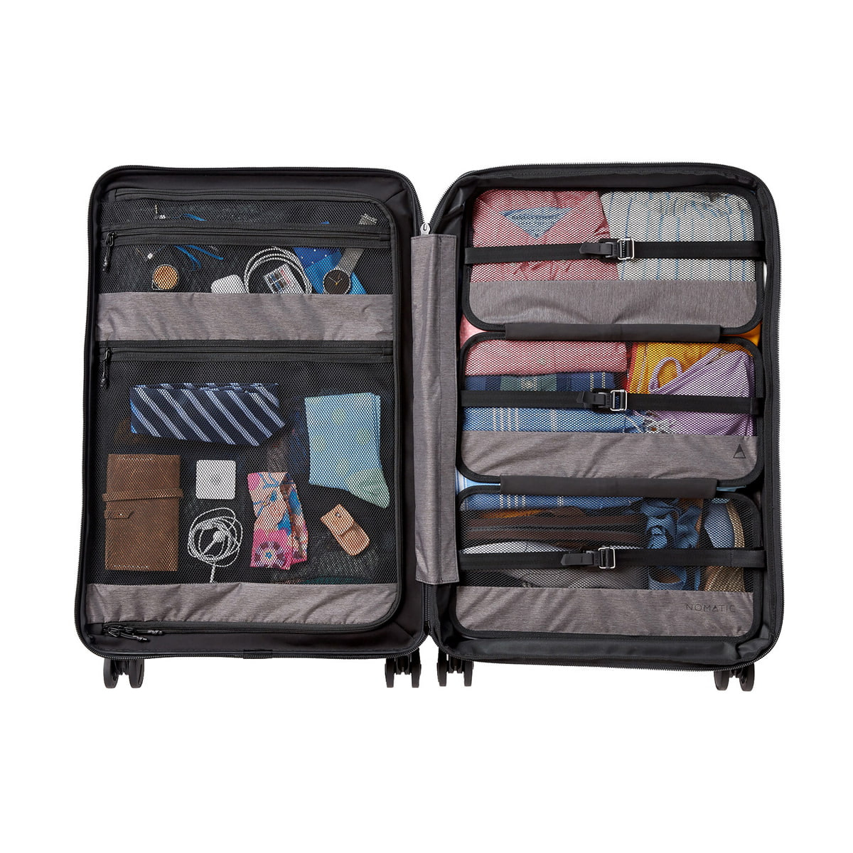 Best checked luggage for men