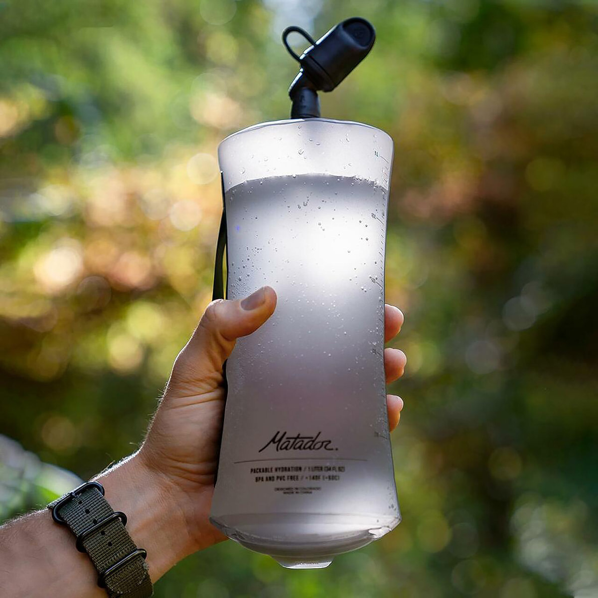 Packable Water Bottle