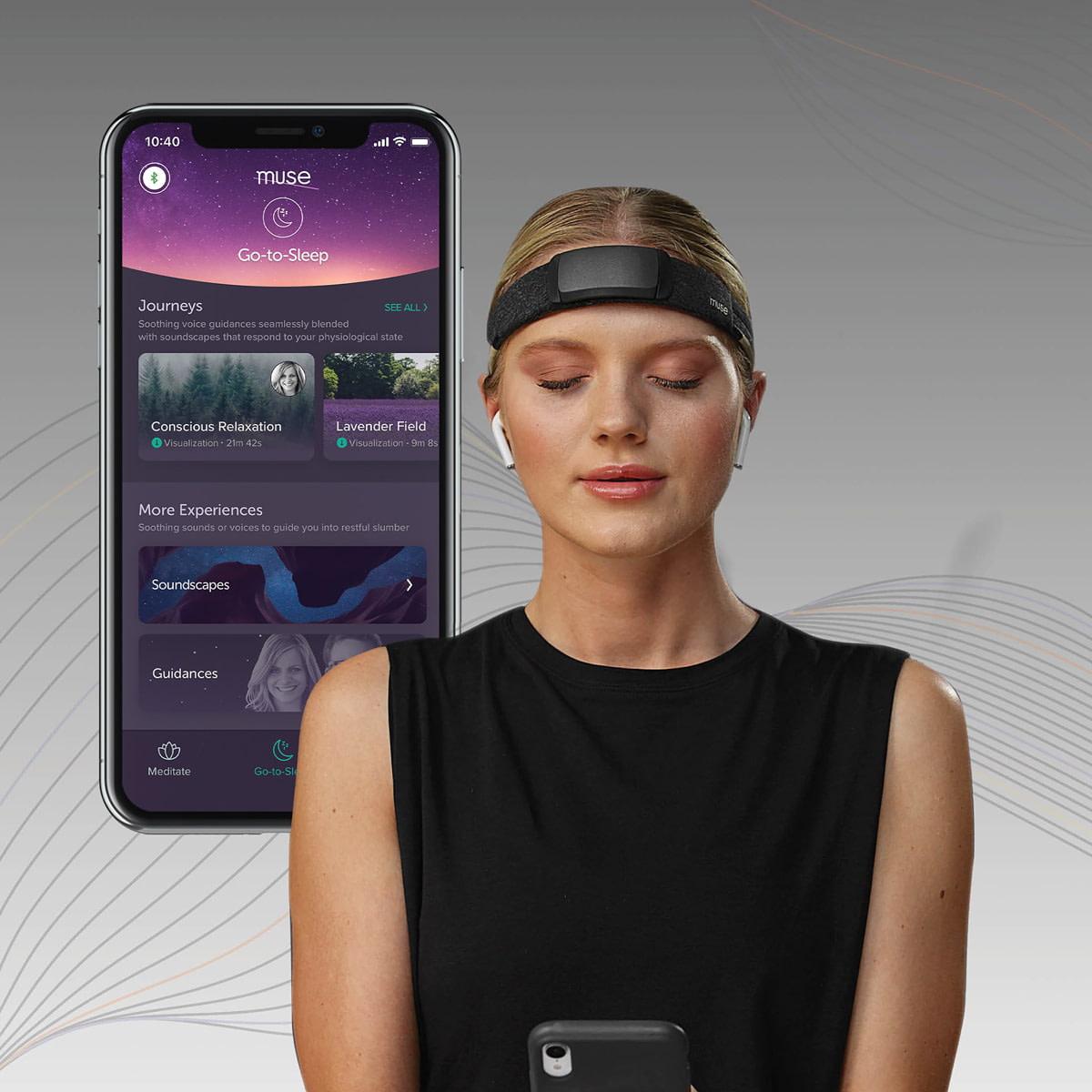 Brain Sensing Headband