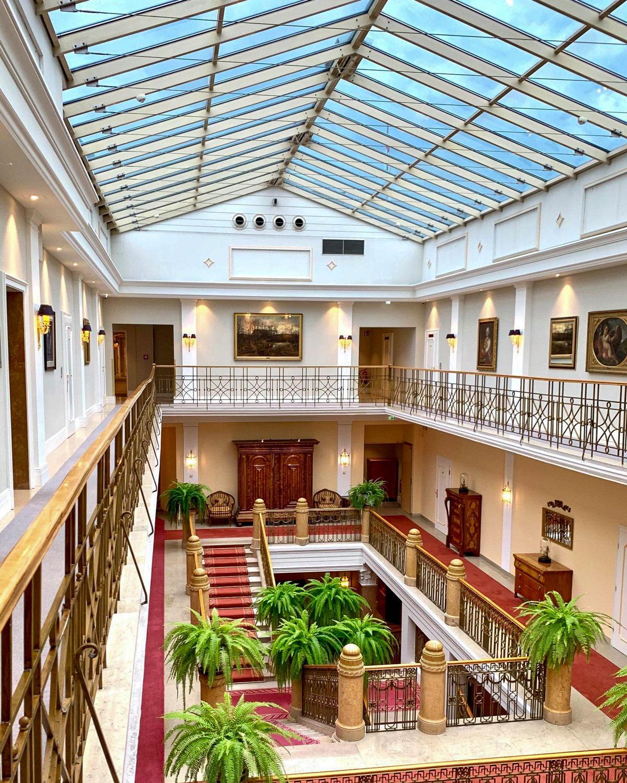 Luxury hotel in Salzburg