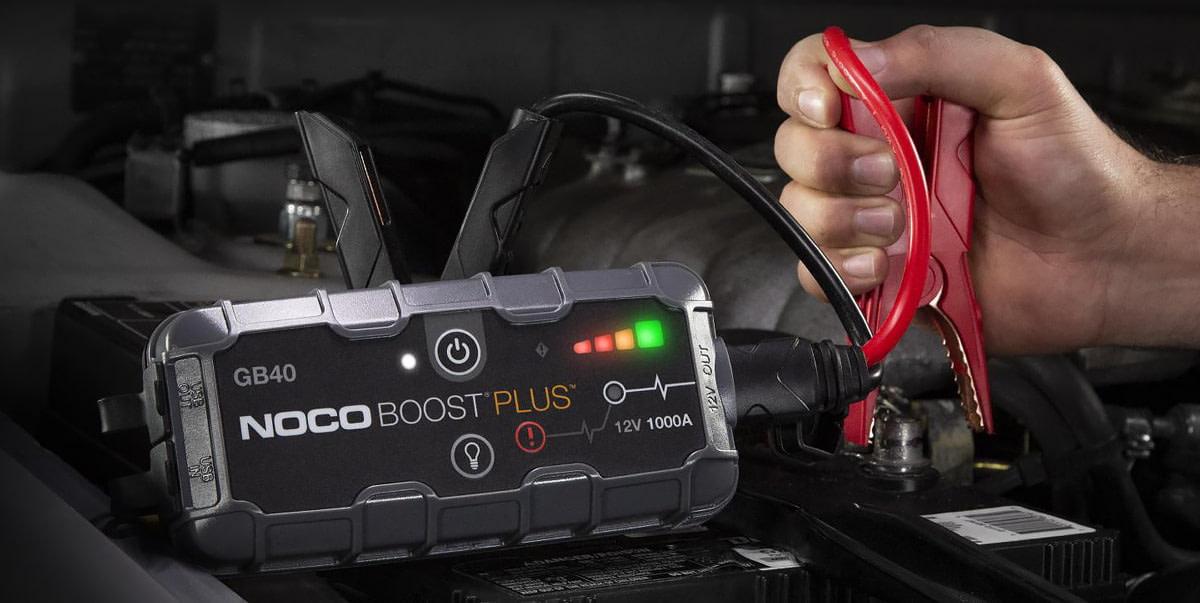 Portable Car Battery Jump Starter Pack