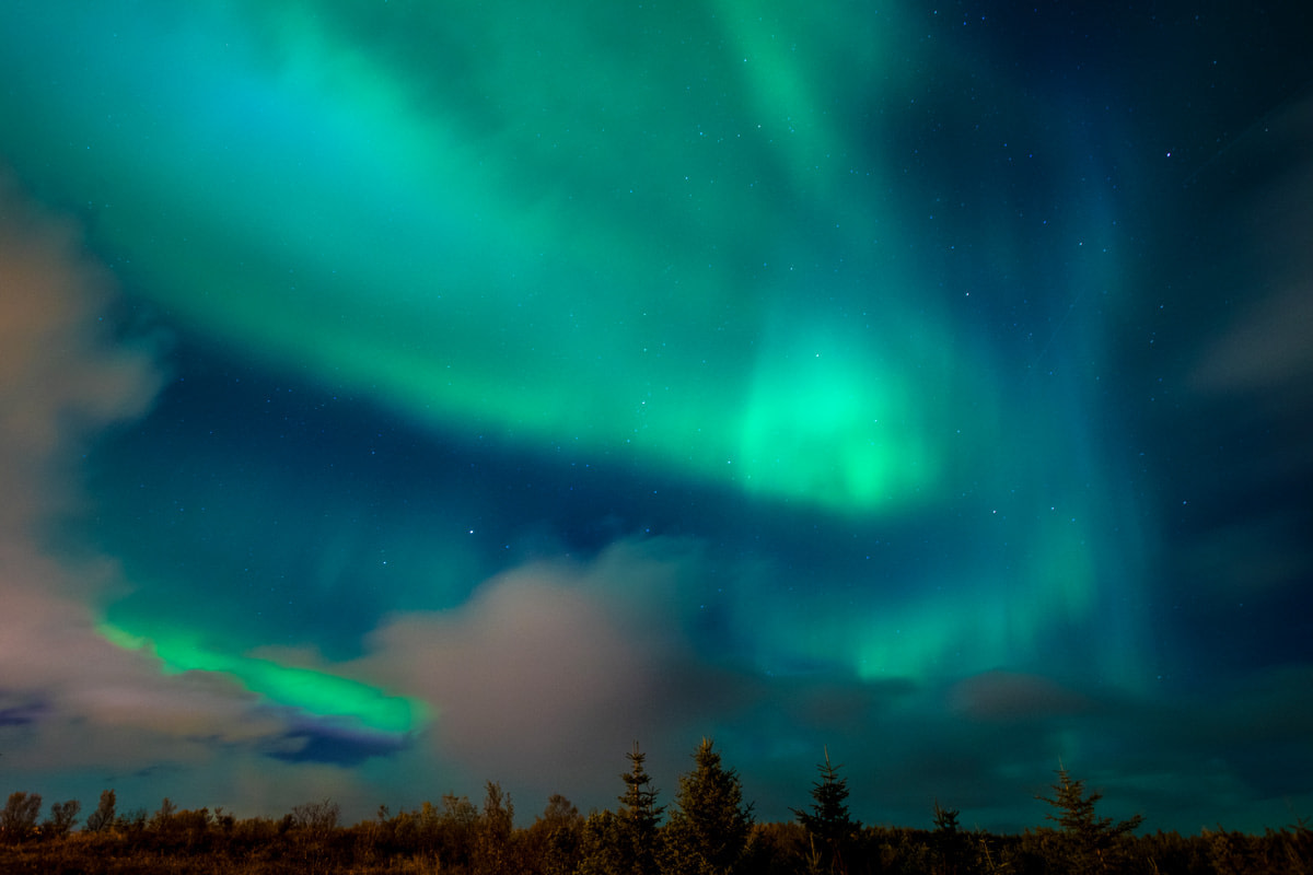 Reykjavik in October