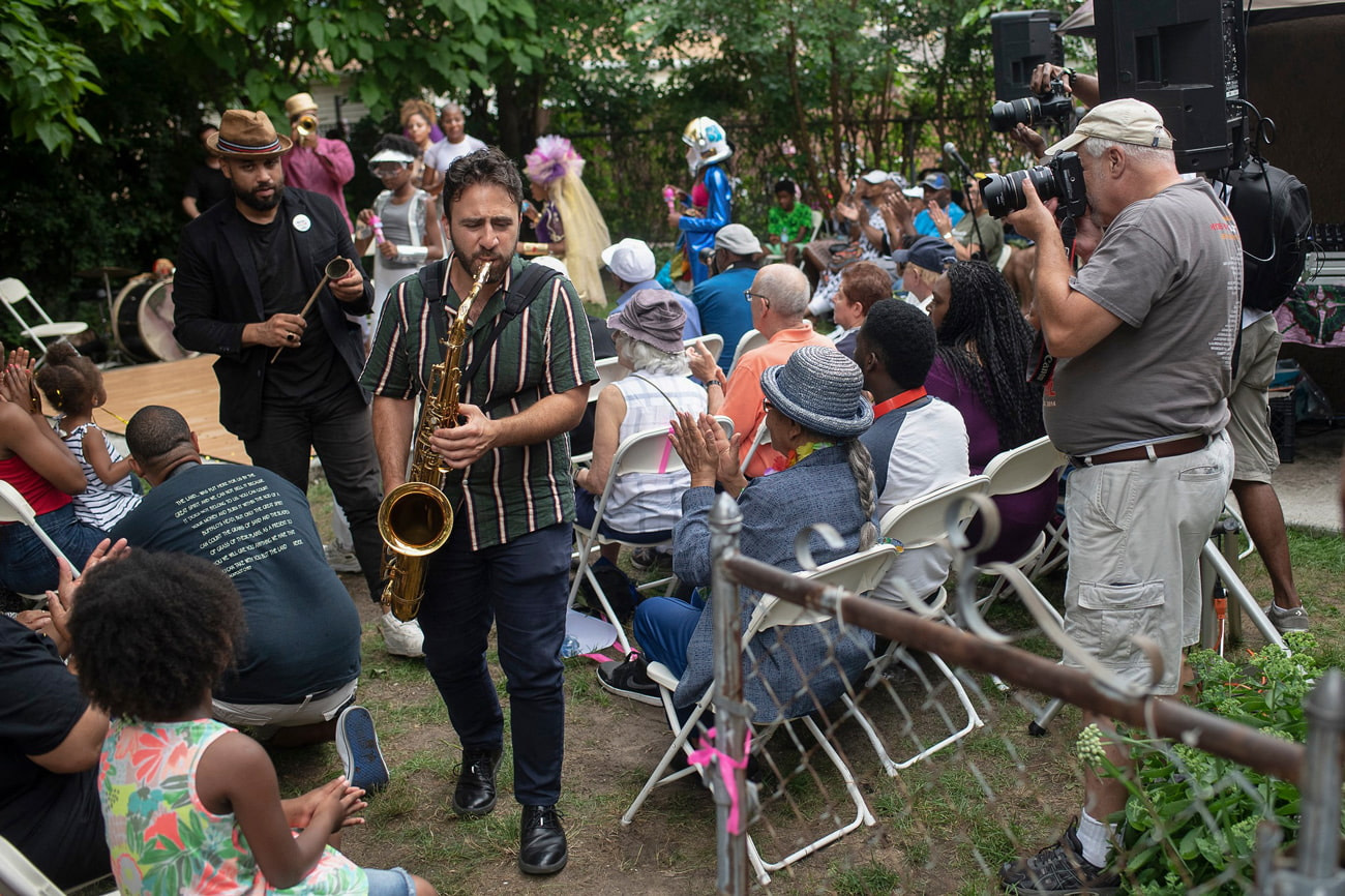 Hyde Park Jazz Festival, Chicago