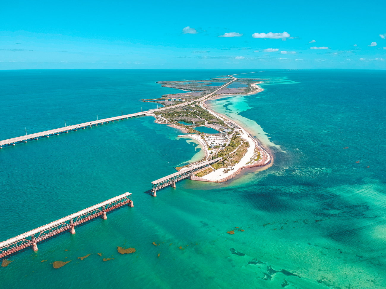 The road to Key West