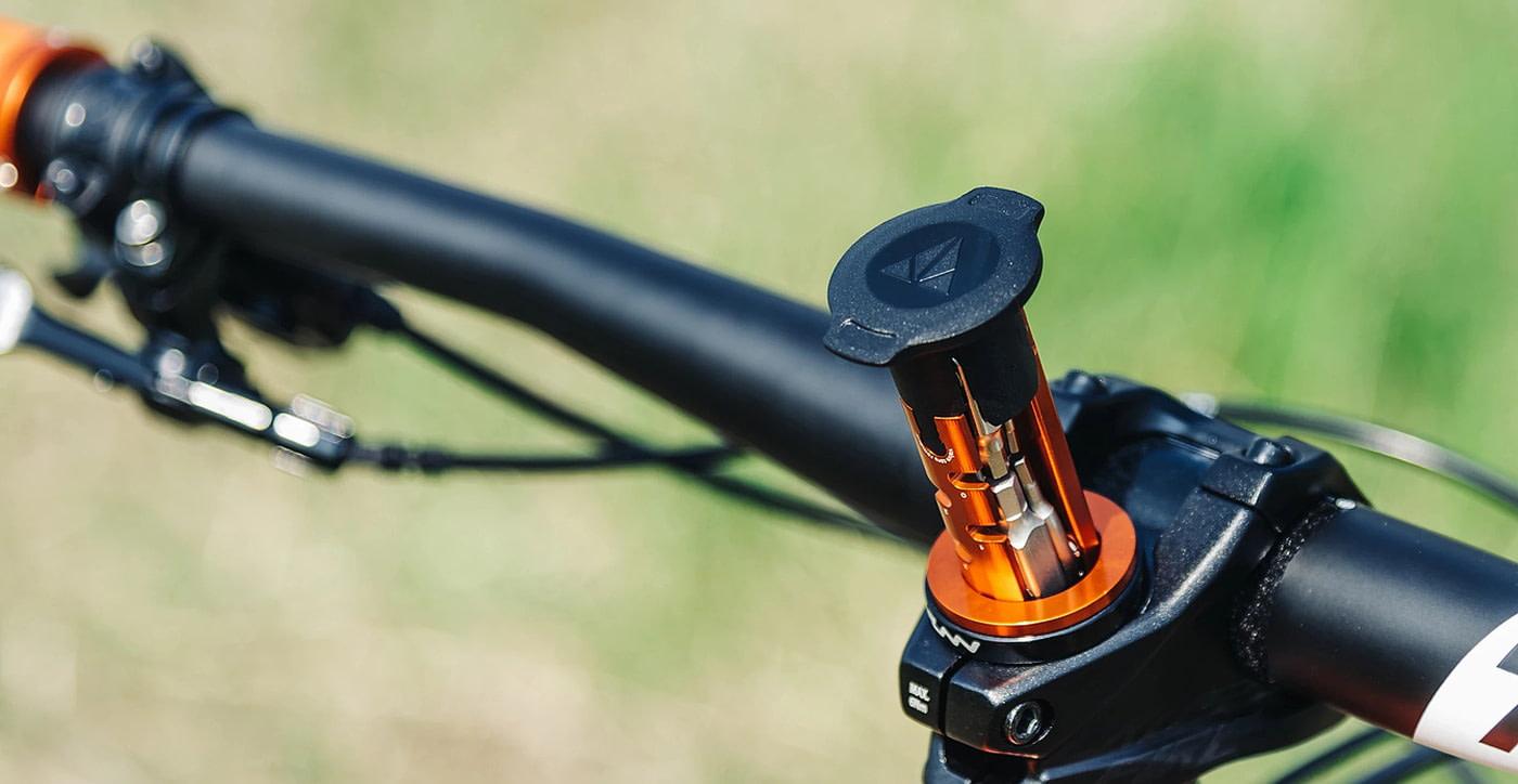 Stashable Bike Multi-Tool