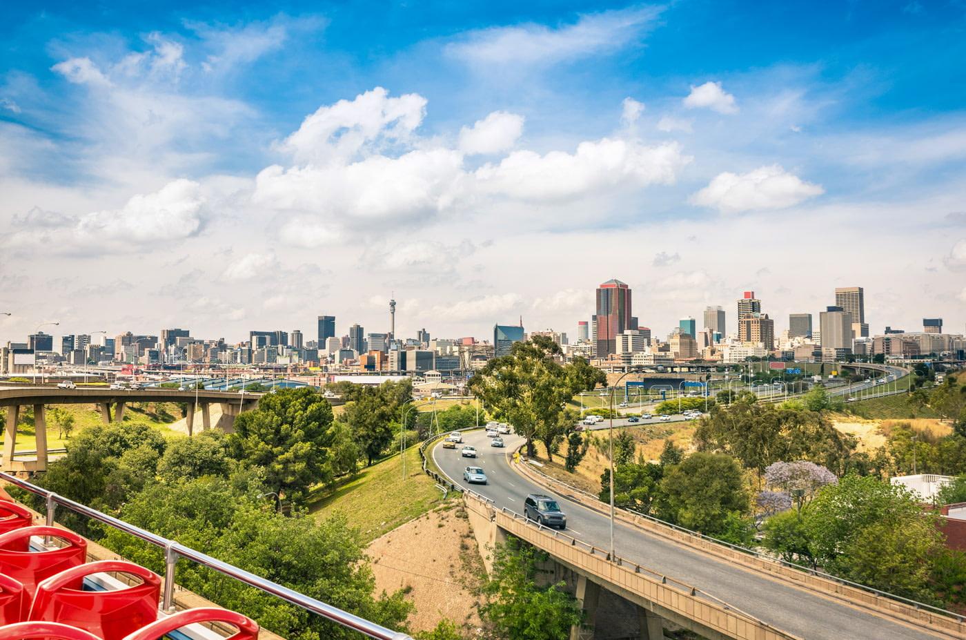 Johannesburg facts