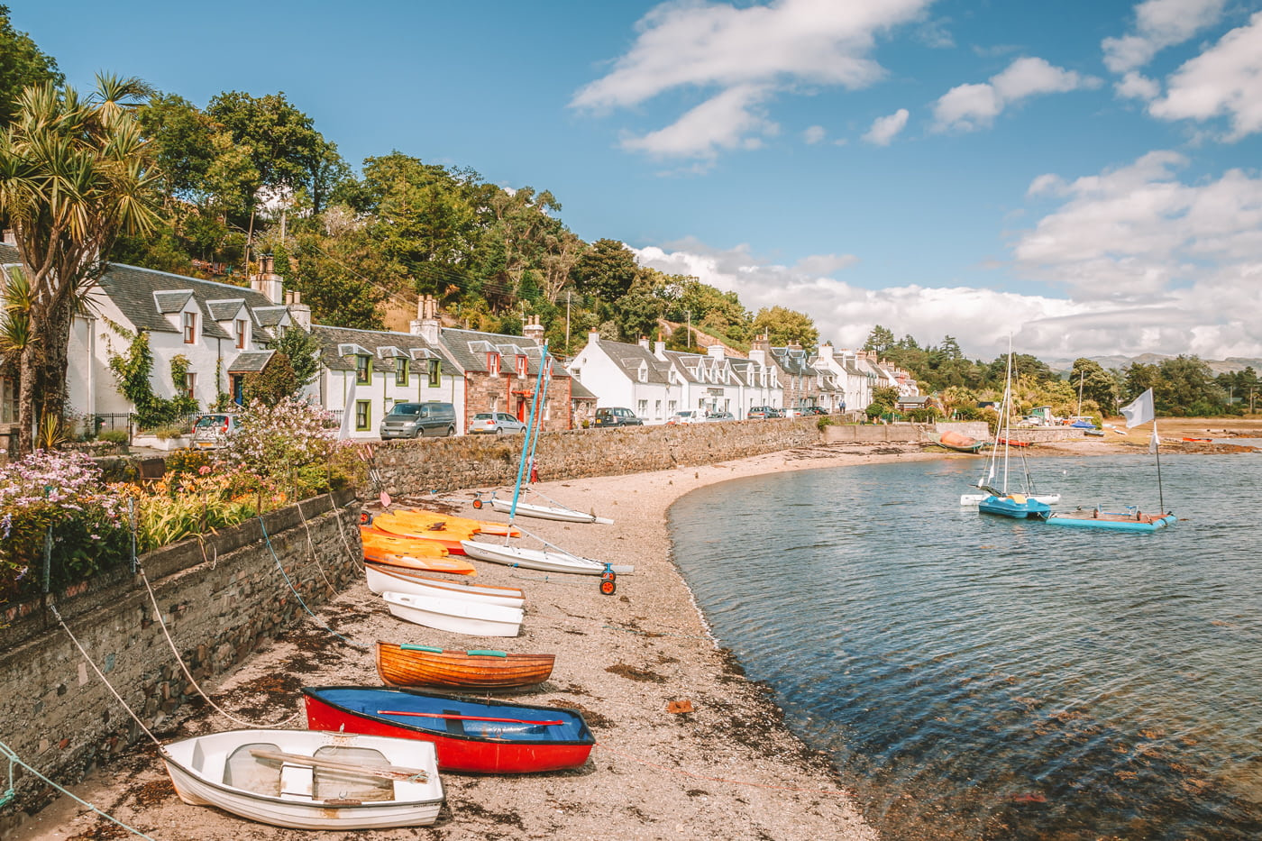 Most beautiful village in Scotland