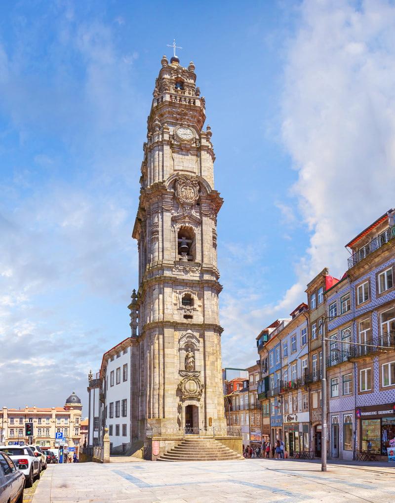 Clerigos Church & Tower