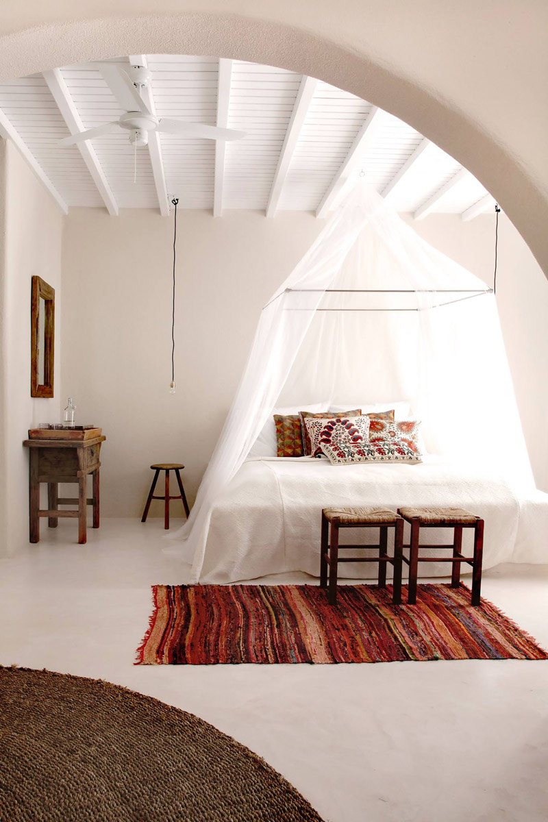 Traditional Mykonos design