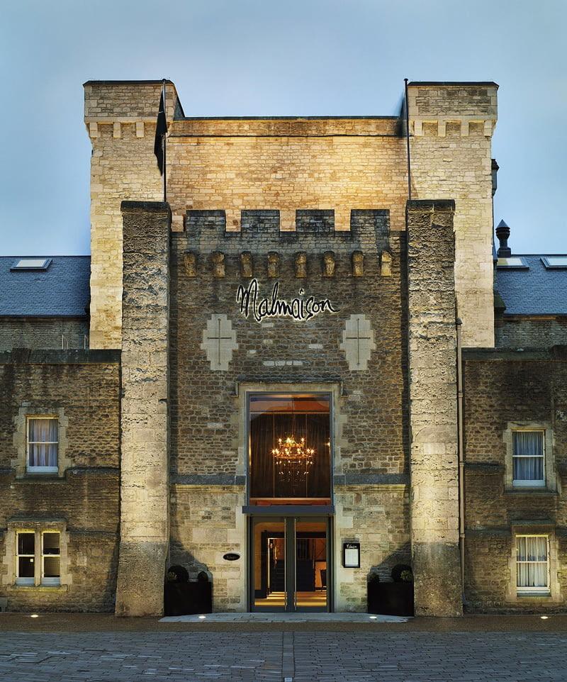 Boutique hotel in Oxford