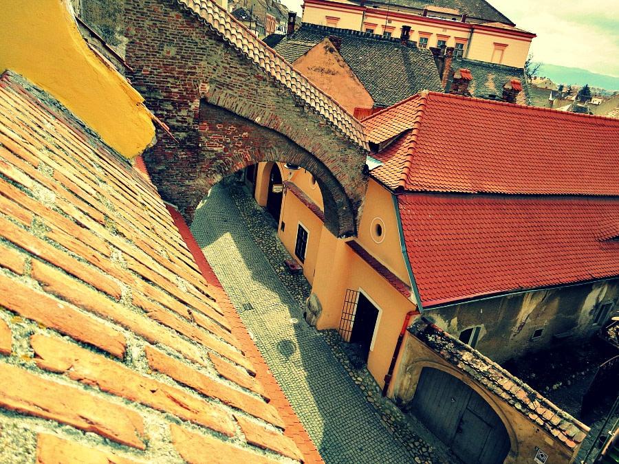 Sibiu Lower City