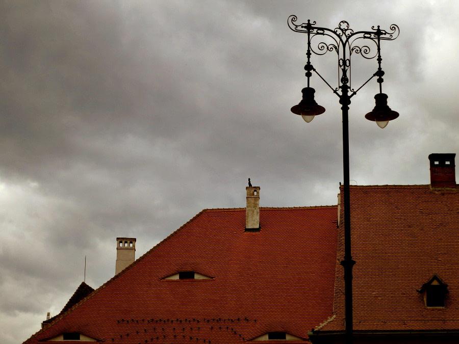 Sibiu rooftops
