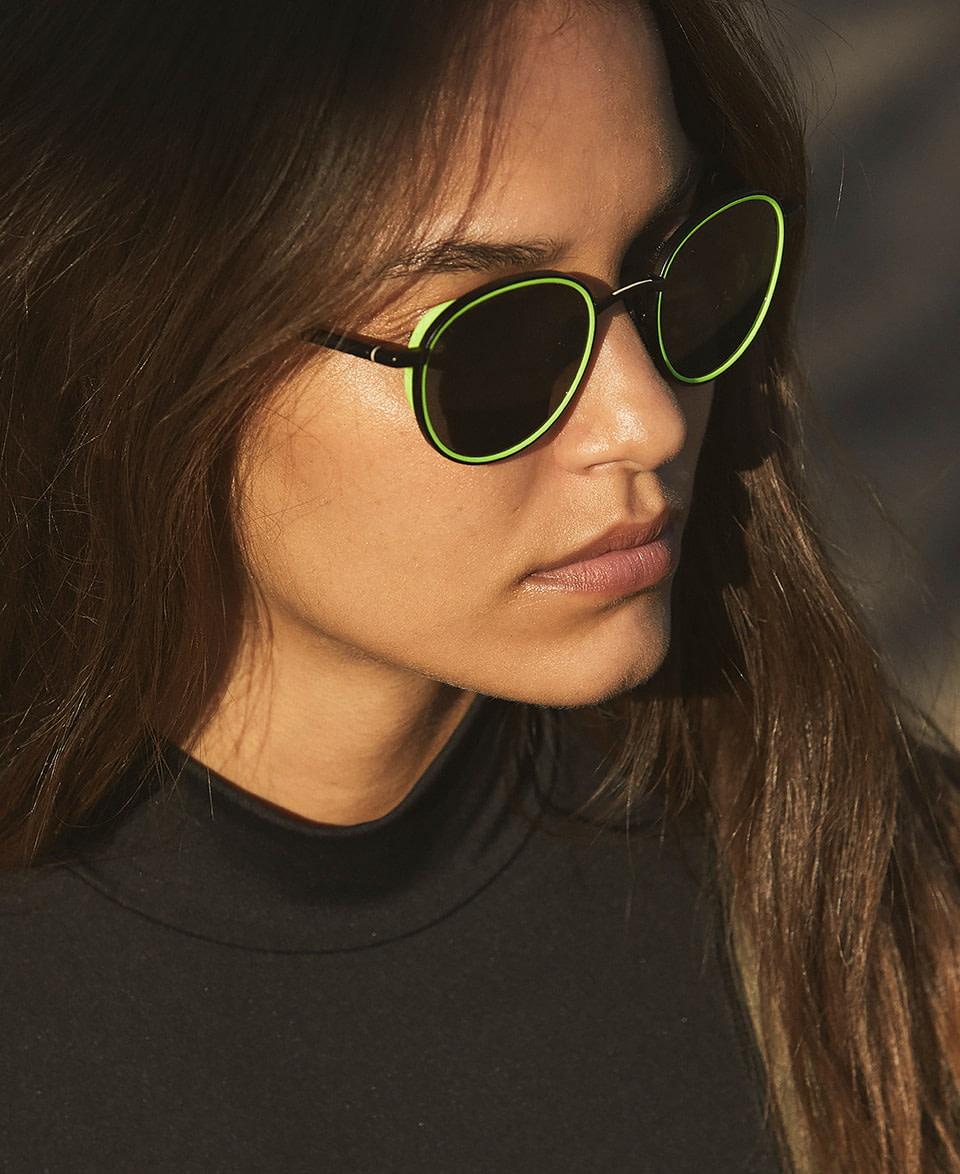 Beach eyewear