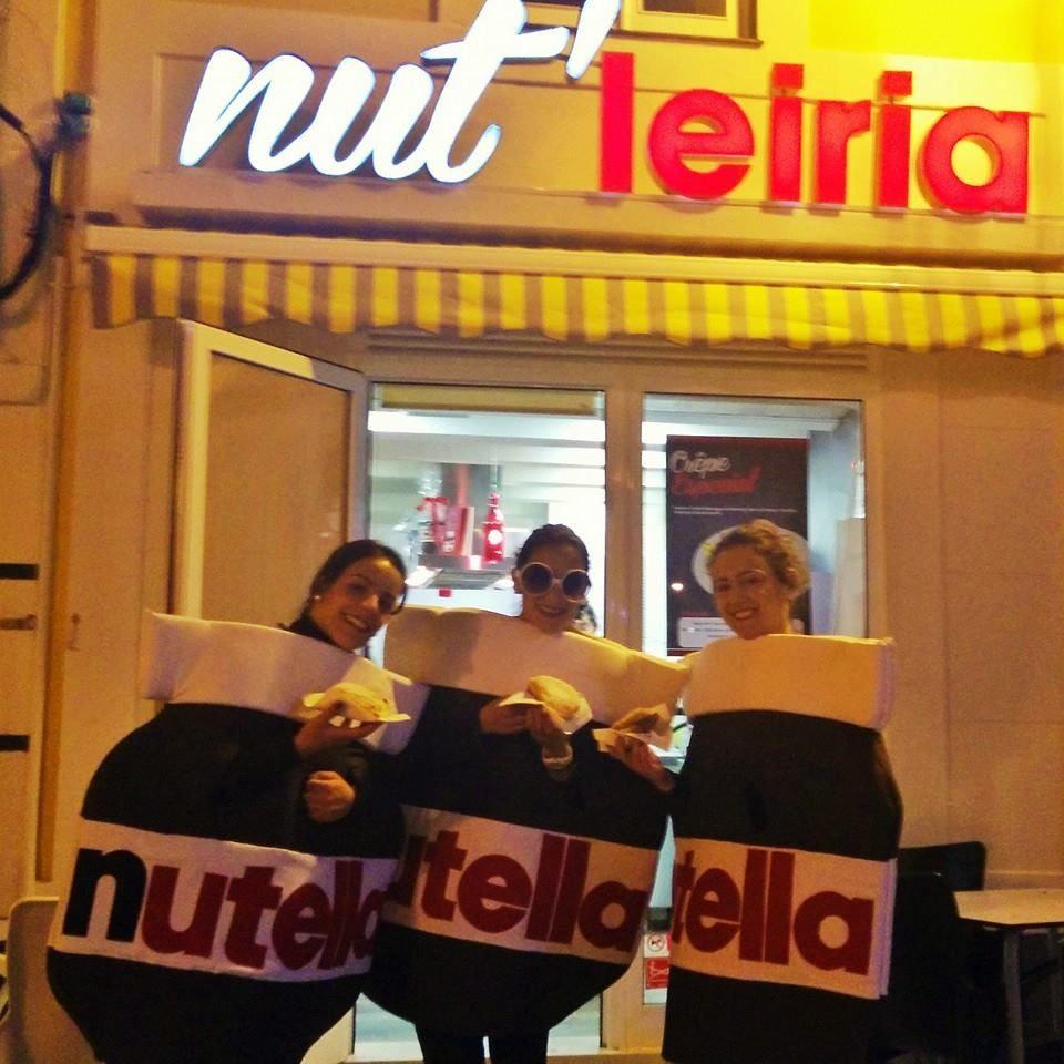 Nut'Leiria, Portugal